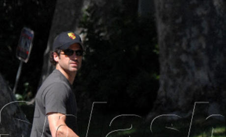 Patrick Dempsey Makes Anything Look Good