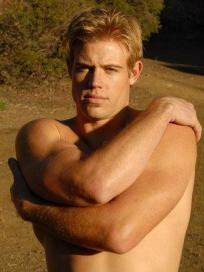 Trevor Donovan Shirtless