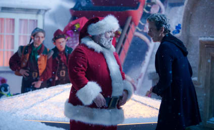 Doctor Who Season 8 Episode 13 Review: Last Christmas