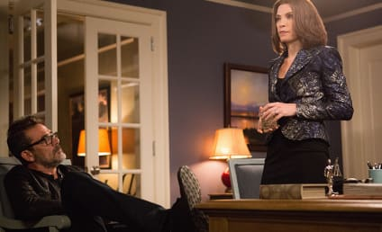 The Good Wife Season 7 Episode 9 Review: Discovery