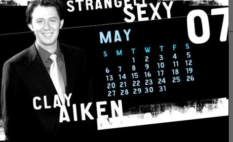 "Clay Aiken, Taylor Hicks are ""Strangely Sexy"""