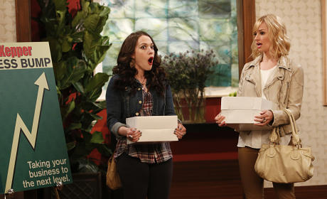 2 Broke Girls: Renewed for Season 5!