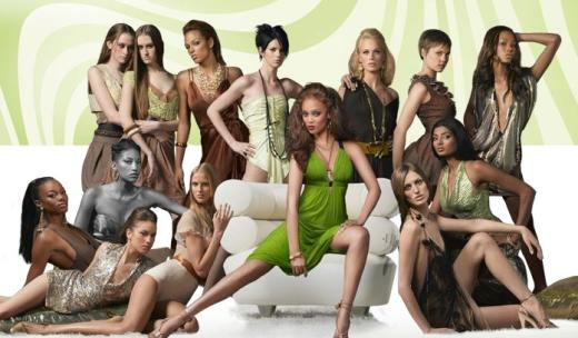 Tyra and Models