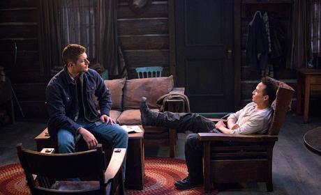 Dean and Cole - Supernatural Season 10 Episode 15