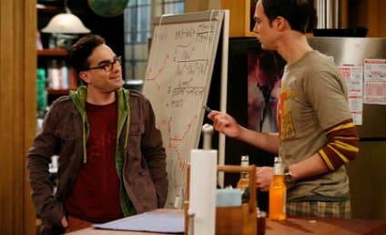 The Big Bang Theory Spoilers: Robot Wars!