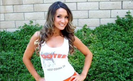 Katrina Darrell: Fired from Hooters!