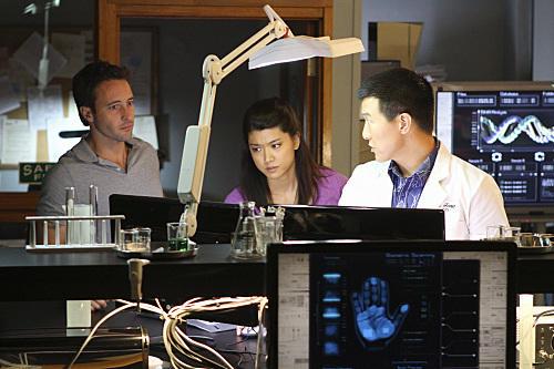 Hawaii Five-O Season Finale Scene