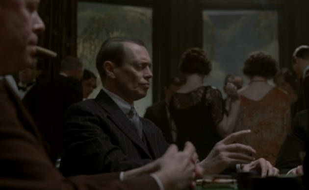 Nucky's Plays Poker