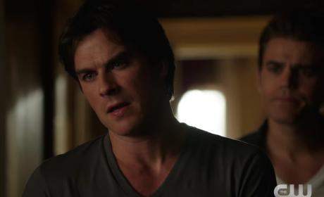 The Vampire Diaries Sneak Peek: Fix It, Damon!