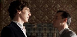 "Sherlock Review: ""The Reichenbach Fall"""