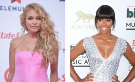 Paulina Rubio and Kelly Rowland to Judge The X Factor