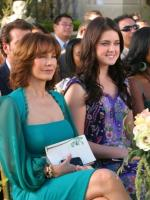 Sage and Laurel at the Wedding