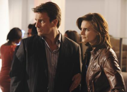 Watch Castle Season 2 Episode 2 Online