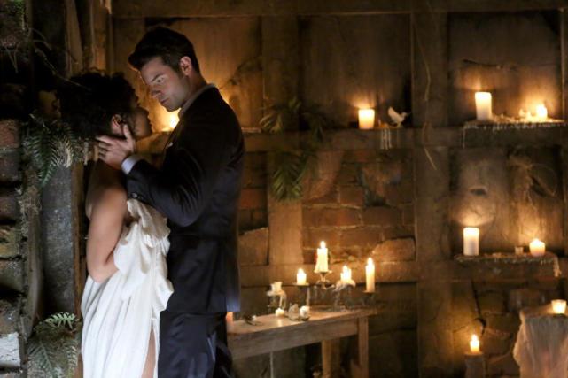 Celeste and Elijah