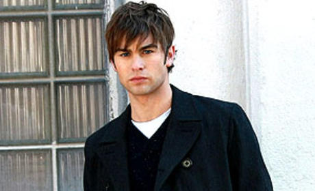 Chace Crawford: Brooding, Handsome, in Character