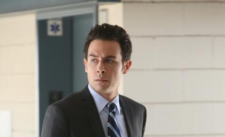 FBI Special Agent James Aubrey - Bones Season 10 Episode 1