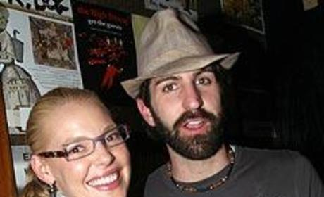 Josh Kelley: Katherine Heigl Handles Wedding Plans