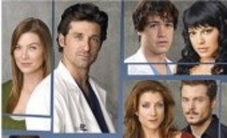 Grey's Anatomy Season Three DVD is Released