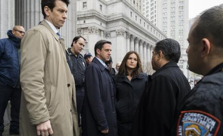 Law & Order: SVU Season 17 Episode 22 Review: Intersecting Lives