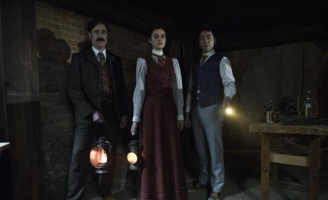 Houdini & Doyle Season 1 Episode 9 Review: Necromanteion