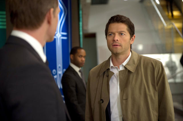 Cas Doesn't Think So