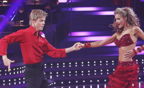 Joanna Krupa Eliminated from Dancing With the Stars