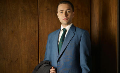 Pete Campbell Picture
