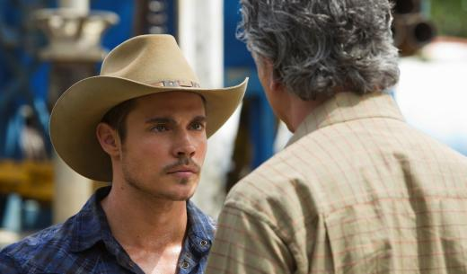 Josh Henderson on Dallas