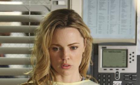 Melissa George Leaving Grey's Anatomy