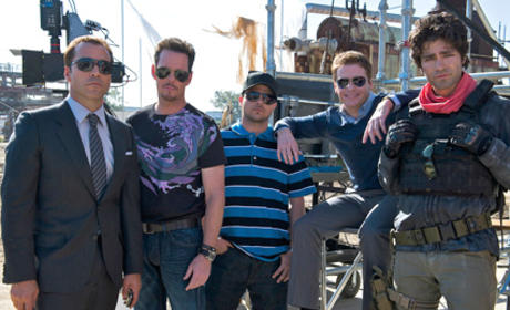 HBO Exec Confirms Conclusion to Entourage Next Season