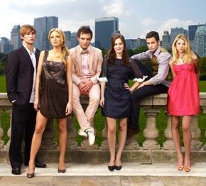 Six Gossip Girl Hotties
