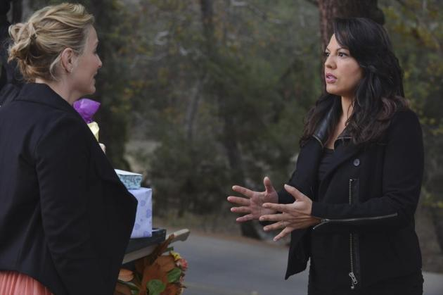 Arizona and Callie's Future