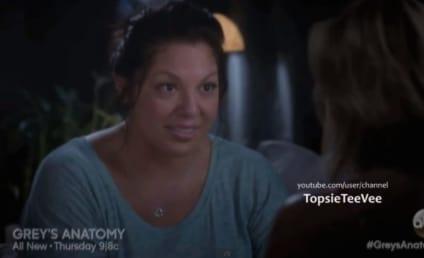 Grey's Anatomy Sneak Peek: Heads or Tails?