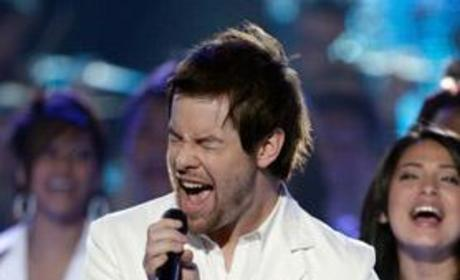 David Cook Album: Selling Well