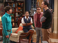 The Big Bang Theory Season 8 Episode 2