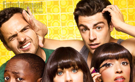 New Girl Season 2 Scoop: A Trio of Guest Stars