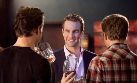 James Van Der Beek on Franklin & Bash