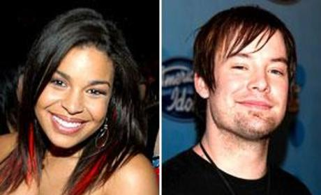 Jordin Sparks is Rooting for David Cook