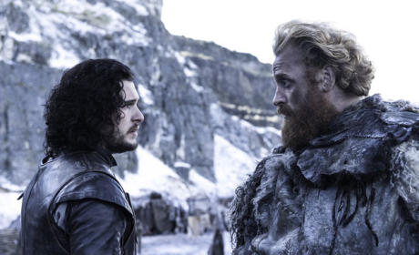 Jon and Tormund's Agreement - Game of Thrones Season 5 Episode 8