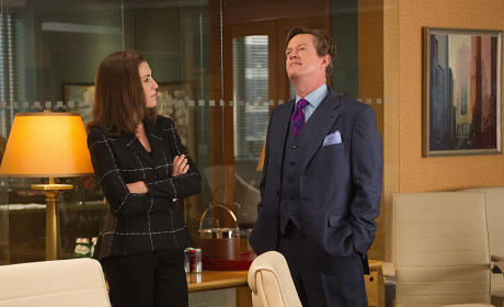 Return of Colin Sweeney  - The Good Wife Season 6 Episode 13