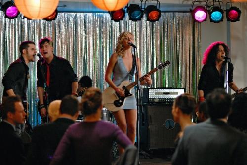 Jimmy's Wedding Scene