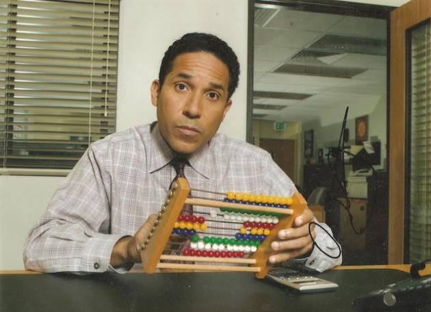 Oscar Nunez as Oscar