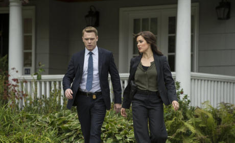 The Blacklist Review: Line in the Sand