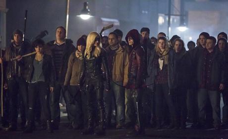 Power of the People - Arrow Season 3 Episode 12