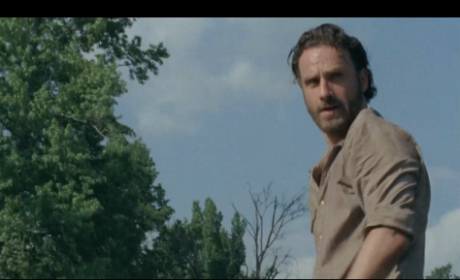 The Walking Dead Trailer: Season 4 Footage