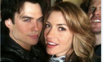 Damon Salvatore Has a Girlfriend!
