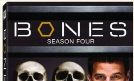Bones Season Four DVD Cover Art