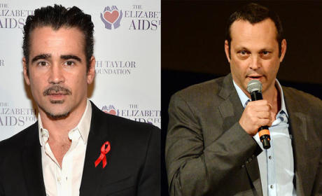 Colin Farrell and Vince Vaughn: Confirmed for True Detective Season 2!