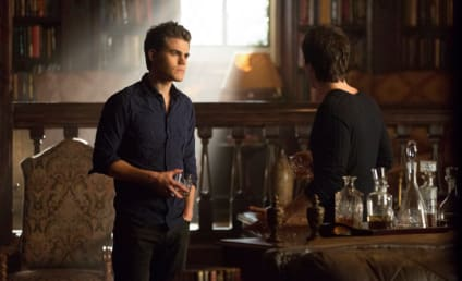 The Vampire Diaries Season Finale Synopsis: Caps, Gowns and Ghosts!