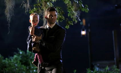 The Originals Season Premiere Pics: Mikaelson Family Mayhem!